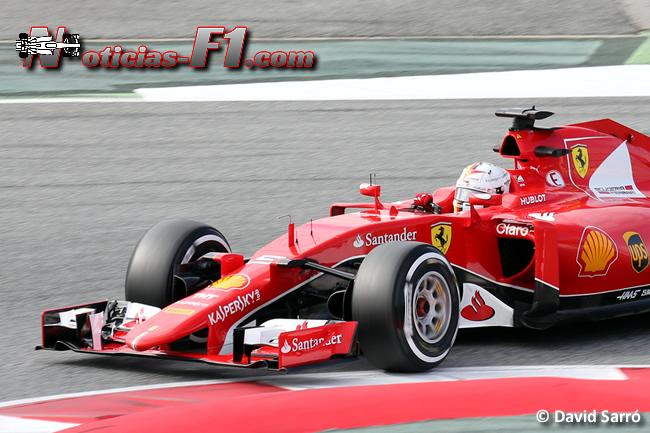 Sebastian Vettel - Scuderia Ferrari - David Sarró - www.noticias-f1.com