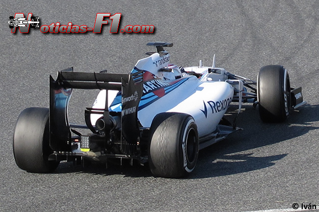 Valtteri Bottas - Williams - Fw37 - www.noticias-f1.com