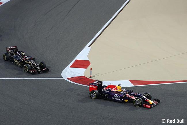 Gran Premio de Bahreín 2015 - Domingo - Daniel Ricciardo