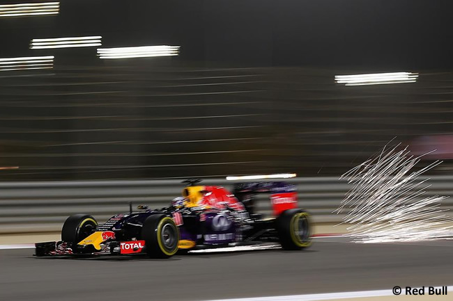 Gran Premio de Bahréin - Daniel Ricciardo - Calificación