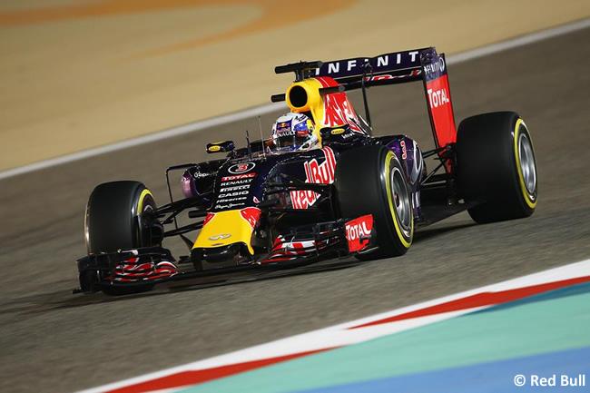Gran Premio de Bahréin - Sakhir 2015 - Red Bull - Daniel Ricciardo