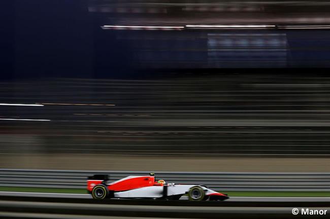 Gran Premio de Bahréin - Manor - Calificación