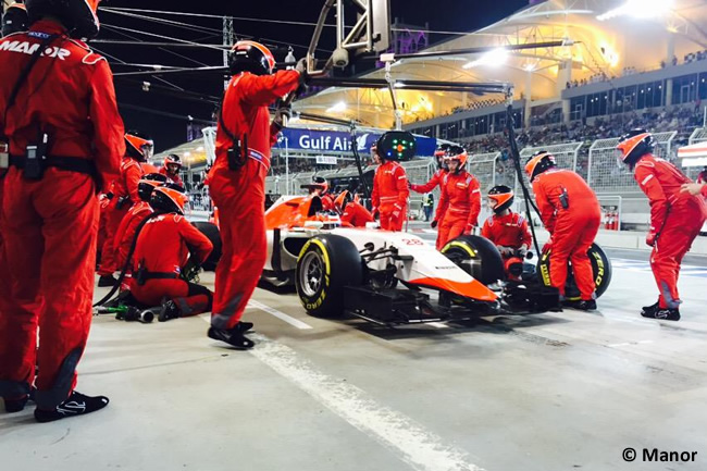 Gran Premio de Bahréin  2015 - Manor - Will Stevens