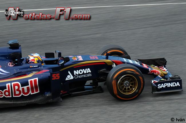 Carlos Sainz Jr - Toro Rosso - STR10 - www.noticias-f1.com