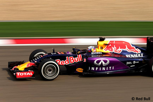 Gran Premio de China - Red Bull - Daniel Ricciardo