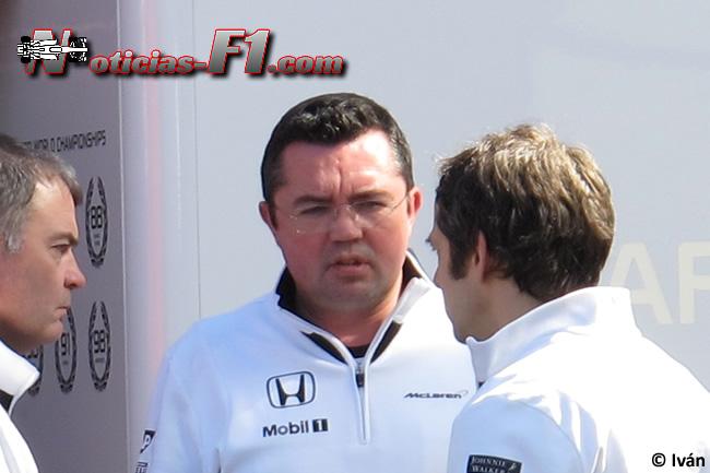 Eric Boullier - McLaren - Honda 2015 - www.noticias-f1.com