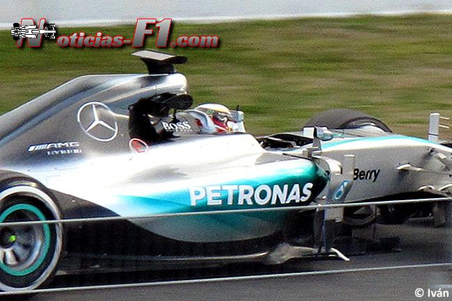 Lewis Hamilton - Mercedes - F1 W06 - 2015 - www.noticias-f1.com