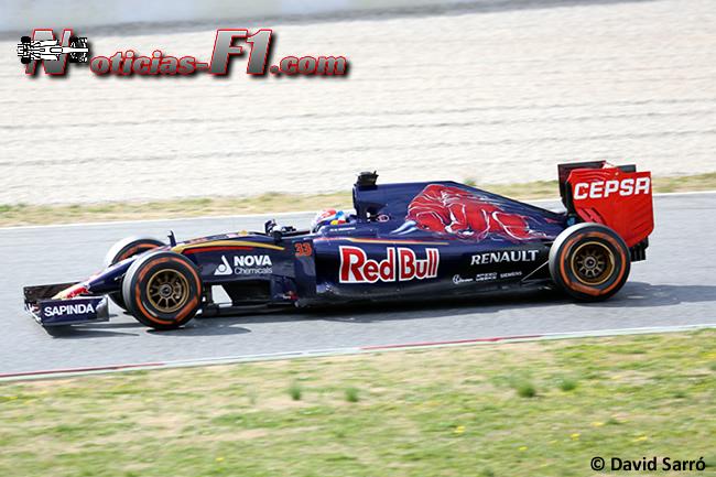 Max Verstappen - Toro Rosso - STR10 - 2015 - David Sarró