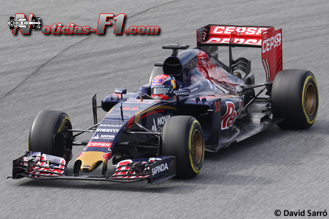 Max Verstappen - Toro Rosso - STR10 - David Sarró - www.noticias-f1.com