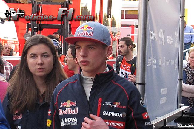 Max Verstappen - Toro Rosso - www.noticias-f1.com