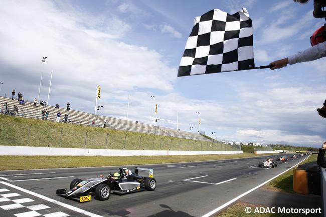 Mick Schumacher - Primera victoria - Adac Formel 4
