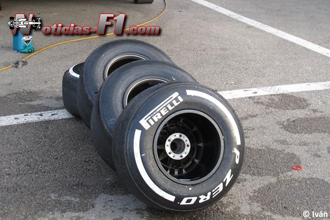 Neumático Pirelli - 2015 - www.noticias-f1.com