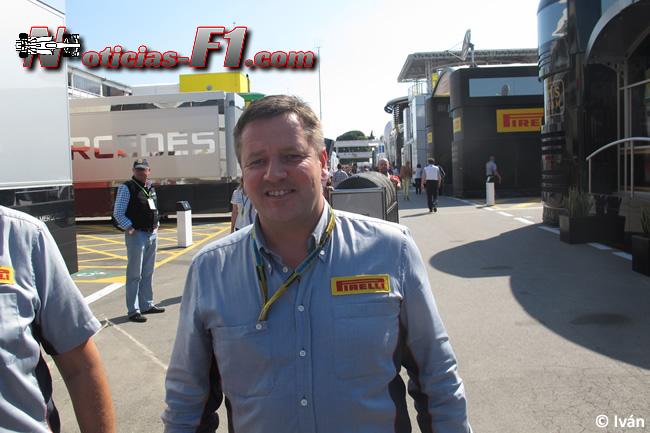 Paul Hembery - Pirelli - www.noticias-f1.com