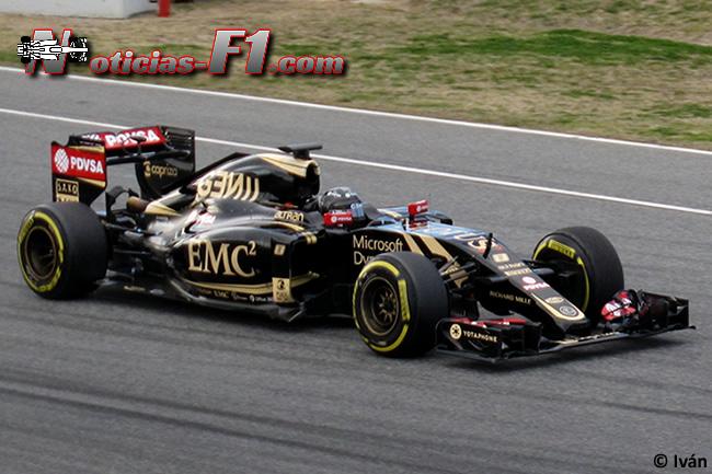 Romain Grosjean 3 - Lotus - E23 - www.noticias-f1.com