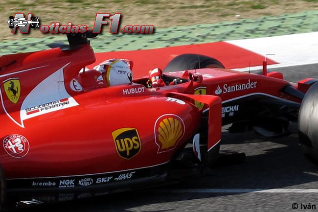 Sebastian Vettel - Scuderia Ferrari - SF15-T - 2015 - www.noticias-f1.com