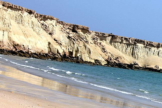 Irán - Isla de Qeshm