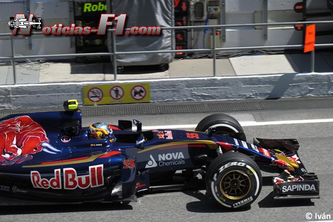 Carlos Sainz - Toro Rosso - 2015 - STR10 - www.noticias-f1.com