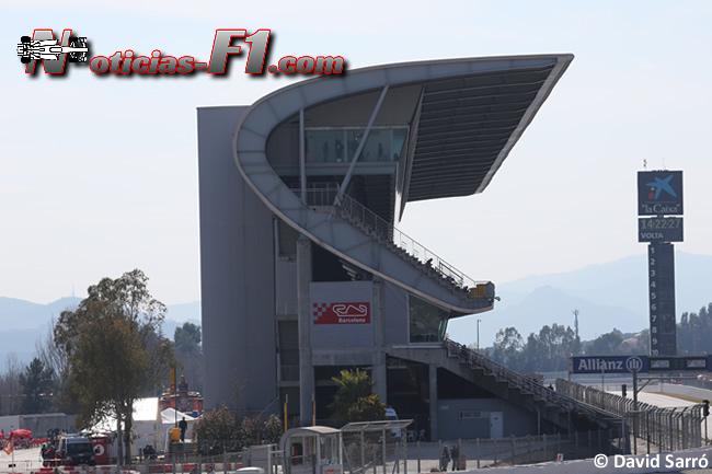 Circuit de Barcelona - Catalunya - David Sarró