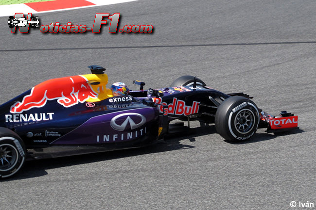 Daniel Ricciardo - Red Bull Racing - 2015 - www.noticias-f1.com