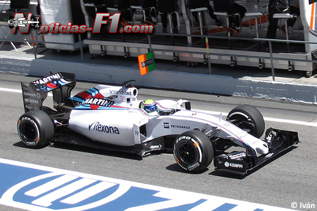 Felipe Massa - Williams - www.noticias-f1.com