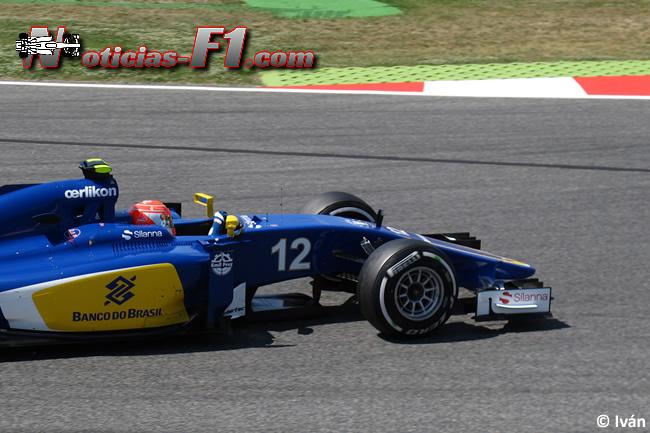 Felipe Nasr - Sauber - 2015 - www.noticias-f1.com