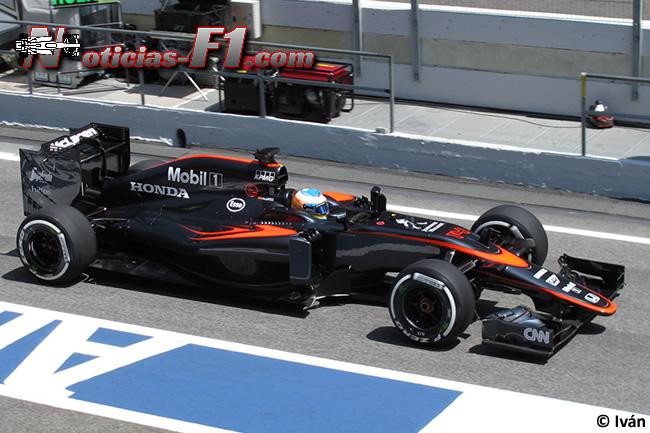 Fernando Alonso - McLaren 2015 - www.noticias-f1.com