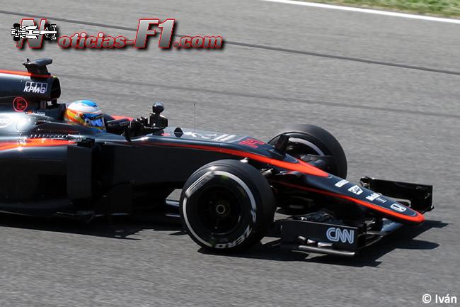 Fernando Alonso - McLaren - 2015 - www.noticias-f1.com