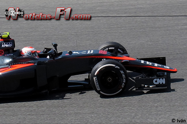 Jenson Button - McLaren - Honda 2015 - www.noticias-f1.com