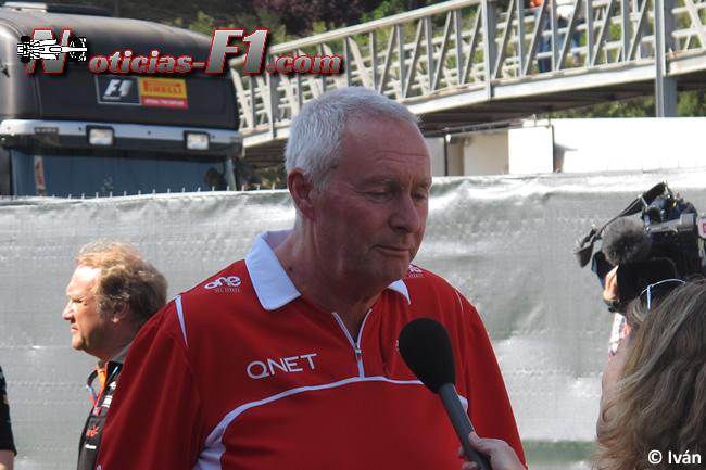 John Booth - www.noticias-f1.com