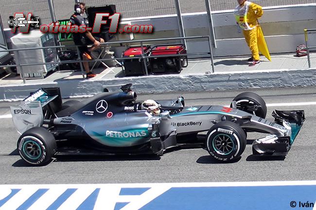 Lewis Hamilton - Mercedes - www.noticias-f1.com