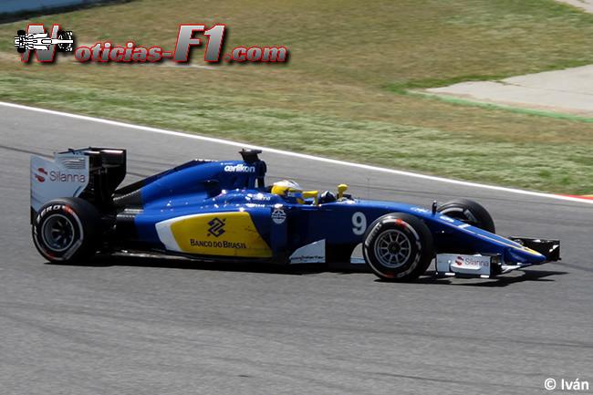 Marcus Ericcson - Sauber - 2015 - www.noticias-f1.com