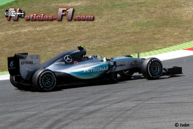 Nico Rosberg - Mercedes - 2015 - www.noticias-f1.com