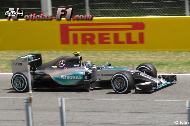 NIco Rosberg - Mercedes  -  www.noticias-f1.com