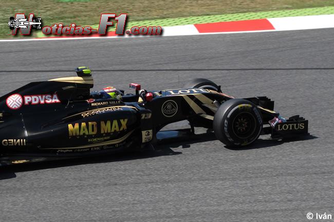 Pastor Maldonado - Lotus - E23 - 2015 - www.noticias-f1.com