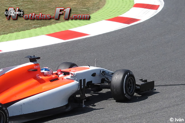 Will Stevens - Manor - www.noticias-f1.com