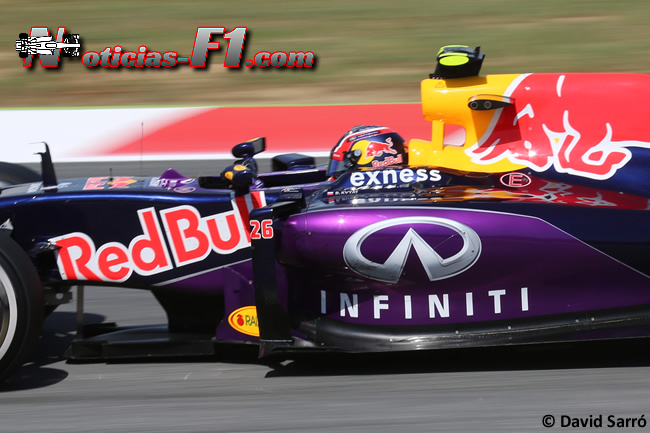 Daniil Kvyat - Red Bull Racing - 2015 - www.noticias-f1.com