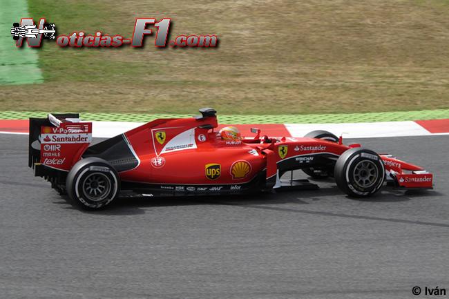 Esteban Gutiérrez - Scuderia Ferrari 2015 - www.noticias-f1.com