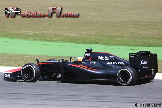 Fernando Alonso - McLaren 2015 - David Sarró - www.noticias-f1.com
