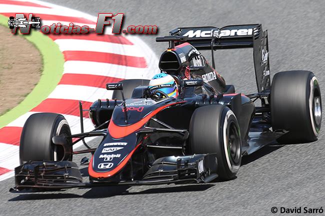 Fernando Alonso - McLaren 2015 - David Sarró - www.noticias-f1.com