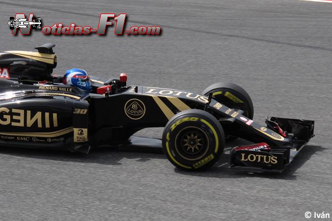 Jolyon Palmer - Lotus - E23 - www.noticias-f1.com