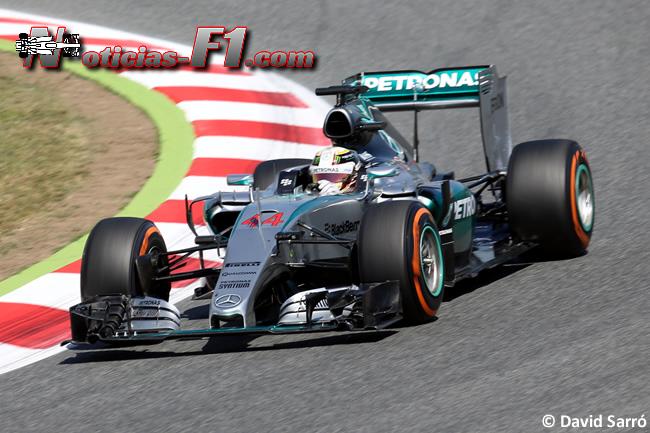 Lewis Hamilton - Mercedes 2015 - David Sarró - www.noticias-f1.com
