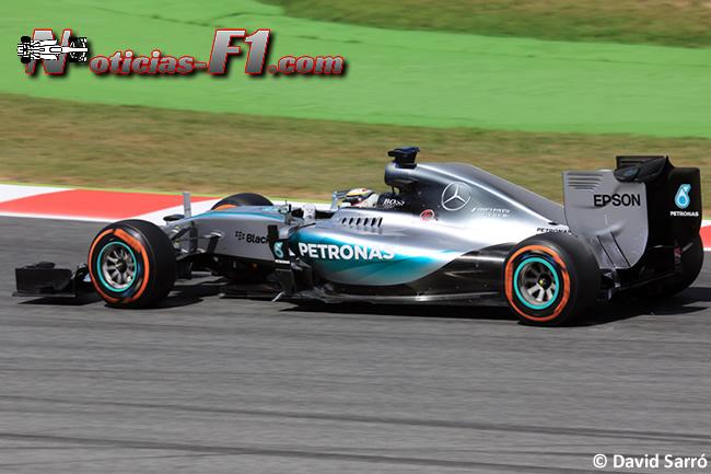 Lewis Hamilton - Mercedes - 2015 - David Sarró - www.noticias-f1.com