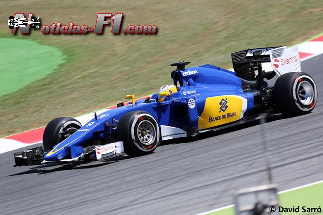 Marcus Ericsson - Sauber 2015 - David Sarró - www.noticias-f1.com
