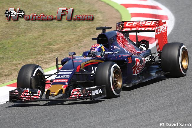 Max Verstappen - Toro Rosso 2015 - David Sarró - www.noticias-f1.com