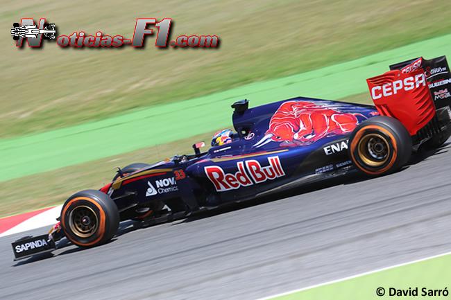Max Verstappen - Toro Rosso - 2015 - David Sarró - www.noticias-f1.com