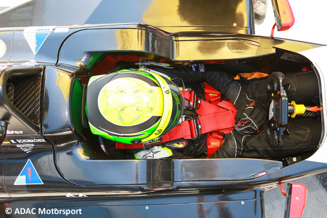 Mick Schumacher -  F4  - Red Bull Ring - ADAC Motorsport