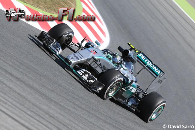 Nico Rosberg - Mercedes 2015 - David Sarró - www.noticias-f1.com