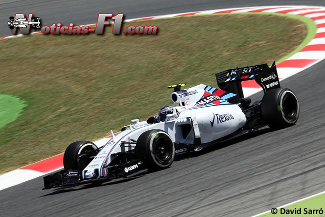 Valtteri Bottas - Williams 2015 - David Sarró - www.noticias-f1.com