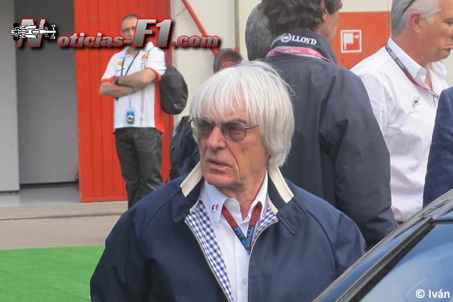 Bernie Ecclestone - www.noticias-f1.com