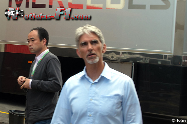 Damon Hill - www.noticias-f1.com